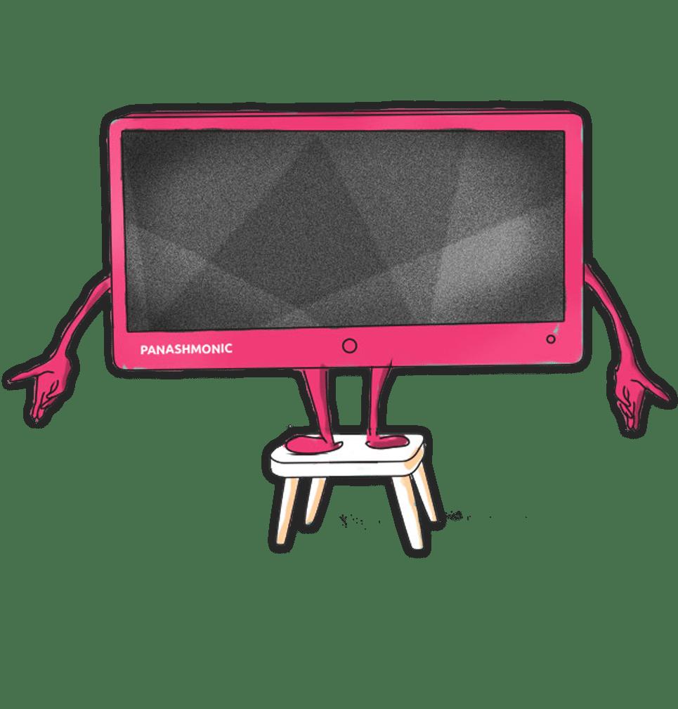 Sutarties taisyklės - televizorius